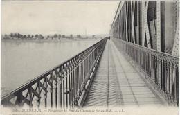 33   Bordeaux  Perspective Du Pont  Du Chemin De Fer Du Midi - Bordeaux