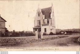 D64  HENDAYE  Villa Thalassa - Hendaye