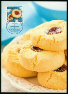 Mk Sweden Maximum Card 2013 MiNr 2941   Cookies. Jam-filled Thumbprint - Cartes-maximum (CM)