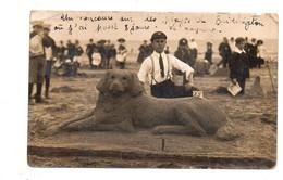"""Bridlington. Concours De Plage. """"le Gagnant"""" 1923 - Other"""