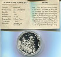 4541) Eroberung Der Weltmeere, Silber PP - Non Classificati