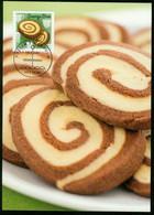 Mk Sweden Maximum Card 2013 MiNr 2942   Cookies. Chocolate Roll - Cartes-maximum (CM)