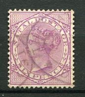 NATAL ( POSTE ) : Y&T  N°  49  TIMBRE  BIEN  OBLITERE . A  VOIR . - Natal (1857-1909)
