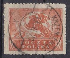 Polonia, 1919 - 10m Polish Cavalryman - Nr.147 Usato° - Used Stamps