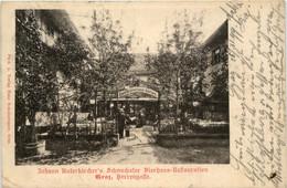 Johann Unterkircher Schwechater BierhuasGraz - Graz