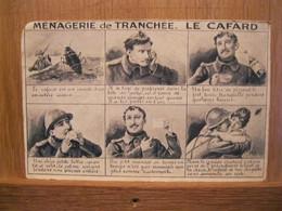 MENAGERIE DE TRANCHEE   LE CAFARD - Humor
