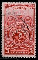 USA 1948, Michel# 592 O 100 Jahre Amerikanisch Turner - Gebraucht