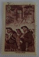MINEURS 1938 OBLITERE - Gebruikt