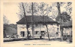 38 - OLOUISE ( SERMERIEU ) HOTEL Et Boulodrome Berlioz - CPA Village - Isère - Other Municipalities