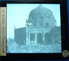 Á SITUER - DELHI - INDE - Diapositivas De Vidrio