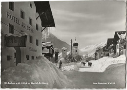 SAINT ANTON HOTEL ARLBERG - St. Anton Am Arlberg