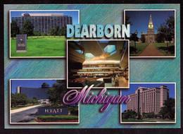 AK 002124 USA - Michigan - Dearborn - Dearborn