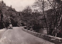 43, Lempdes, Route De Massiac Et Les Gorges De L'Allagnon - Andere Gemeenten