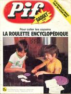 """Pif 300 - Fanfan La Tulipe """"La Grande Faim"""" -  Le Comte De Chaunay """"Le Défi Impossible"""" - Pif Gadget"""
