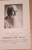 Pater Tongerlo - Edmondus Jozef Van Lil ° Mechelen 1875  - + Tongerlo 1953 - Perfecte Staat - Norbertijn - Religion &  Esoterik