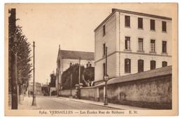 CPA 78 - VERSAILLES (Yvelines) - 8564. Les Ecoles Rue De Béthune - E. M. - Versailles