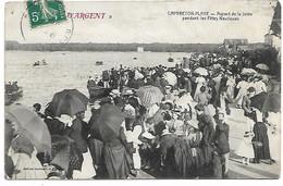 L100H796 - Cap-Breton - Capbreton - Aspect De La Jetée Pendant Les Fêtes Nautiques - Capbreton