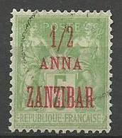 ZANZIBAR N° 18 OBL - Oblitérés