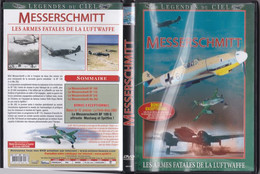 Légendes Du Ciel - Les Armes Fatales De La Luftwaffe - Messerschmitt - Documentary