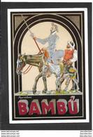 Bambù - Non Viaggiata - Publicidad