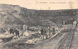 21-4000 : BREUIL. EPERNON. LES CARRIERES DE MEULES - Epernon