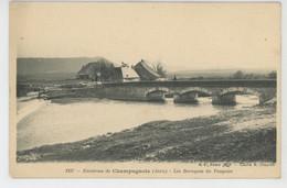 CHAMPAGNOLE (environs) - Les Baraques Du Pasquier - Champagnole