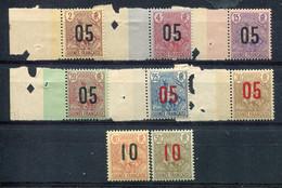 Guinée          55/62  ** Bdf - Unused Stamps