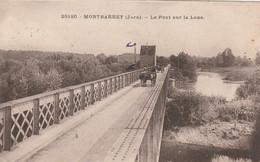 39 MONTBARREY Le Pont Sur La Loue Charette - Otros Municipios