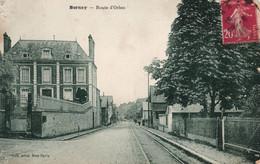 Bernay Eure Route D'Orbec 1934 - Bernay