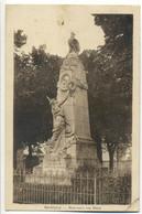 CPA 58 CORBIGNY - Monument Aux Morts - Corbigny