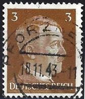 Germany 1941 - Mi 782 - YT 706 ( Adolf Hitler ) - Usati