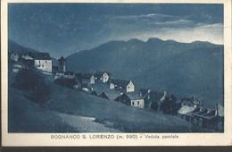 BOGNANCO S. LORENZO - Veduta Parziale - Formato Piccolo - Non Viaggiata - Verbania