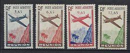"Reunion Aerien YT 2 à 5 (PA) "" Avions En Vol "" 1938 Neuf* - Aéreo"