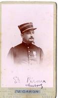 LIEUTENANT PEROUX TUE AU LAOS EN 1900 - Guerra, Militari