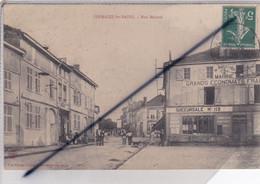 Sermaize Les Bains (51) Rue Bénard .Au Rendez Vous De La Marin Grands Economats Français, Succursale N°112 - Sermaize-les-Bains