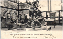 Parc Royal De TERVUEREN - Musée Colonial Musiciens Asande - Tervuren