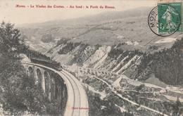 39 MOREZ Le Viaduc Des Crottes Au Fond La Foret Des Risoux - Morez