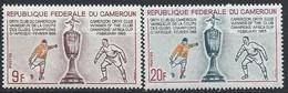 Cameroun YT 399-400 Neuf Sans Charnière - XX - MNH Football - Cameroon (1960-...)