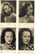 Photographies D'actrices : Luisella Behi, Irasema Dilian Et Luisa Ferida - Artistes