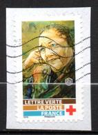 France Oblitéré Used 2019  Croix Rouge N° 1724    Cachet Vague - Oblitérés