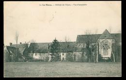 CPA LE MANS - Abbaye De L'Epau - Vue D'ensemble -  Circulée 1914 - Le Mans