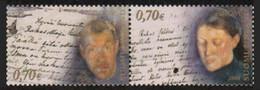 FINLANDIA 2008 - TEMA EUROPA - DOS SELLOS - Unused Stamps