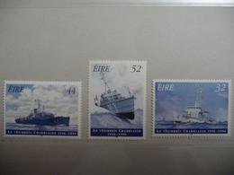 """Irlande  1996  N°Y&T  958/60  """"Service Naval Irlandais""""  3 V  Neuf - Nuevos"""
