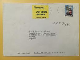 1996 BUSTA STATI UNITI UNITED STATES U.S.A. BOLLO AVIATION PIONEER OBLITERE' - Cartas