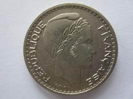 10 FRANCS  TURIN ARGENT 1947 - K. 10 Francs