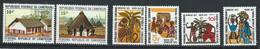 Cameroun YT 515-520 Neuf Sans Charnière - XX - MNH - Cameroon (1960-...)