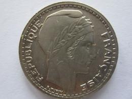10 FRANCS  TURIN ARGENT 1946 - K. 10 Francs
