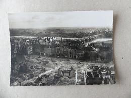 Orléans 1941 Vue Aérienne Vers Le Pont Georges V VOGUE - Orleans