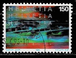 Schweiz 1995, Michel# 1562 O 100 Jahre Kino - Gebruikt