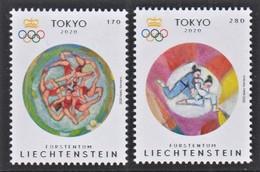 3.- LIECHTENSTEIN 2020 SUMMER OLYMPIC GAMES TOKYO 2020 - Estate 2020 : Tokio